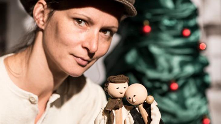Nicole Gospodarek: Bruno und der Weihnachtsbaum
